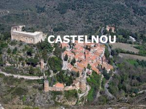 Castelnou, 66 Pyrénées Orientales