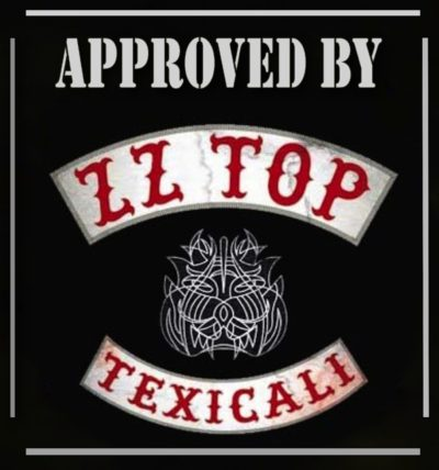 Fuzz Top approved by ZZ TOP Texicali