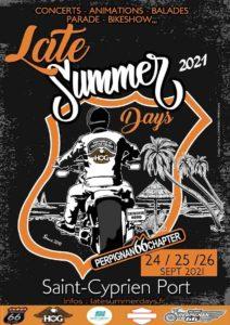 Late Summer Days LSD 2021
