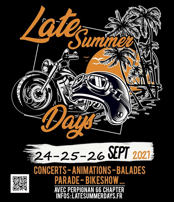 Late Summer Days 2021