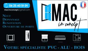 MAC in Concept, Thuir LeSoler 66 Pyrénées Orientales
